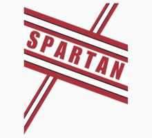 Spartan Cheer Uniform Kids Clothes