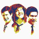Workaholics - RBY by portiswood