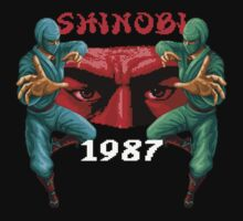 Shinobi 1987 by Picshell80