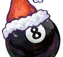 8 Ball Christmas by Traci VanWagoner