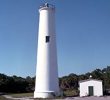 Egemont Key Lighthouse by Roger Otto