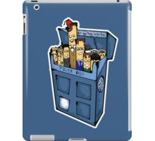 Doctor who cigarette iPad Case/Skin