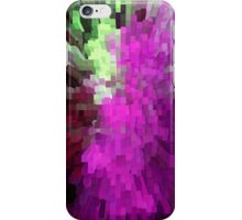 Purple columns of wow iPhone Case/Skin