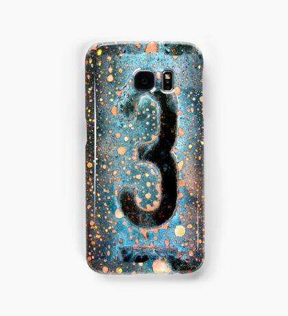 3 Samsung Galaxy Case/Skin
