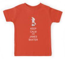 James Baxter  Kids Tee