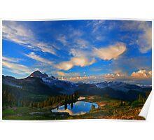 Elfin Lakes, Garibaldi Provincial Park, BC Poster