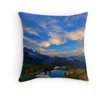 Elfin Lakes, Garibaldi Provincial Park, BC Throw Pillow