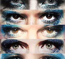 Hedwig Eyes by Starkidrachel