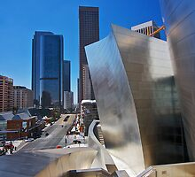 LA Walt Disney Theatre by Gianni Cicalese