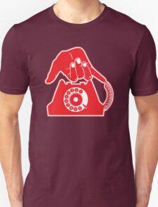 Telephone - Hand Gestures Unisex T-Shirt
