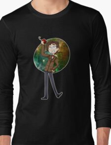 Eleventh Doctor Long Sleeve T-Shirt