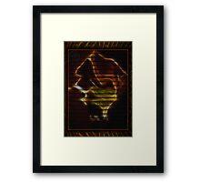 ©DA-NLE Spectrum I Framed Print