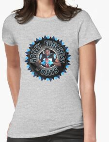 Funchess of Oats Womens Fitted T-Shirt