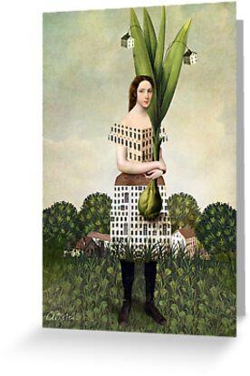 The Gardener by Catrin Welz-Stein