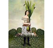 The Gardener Photographic Print