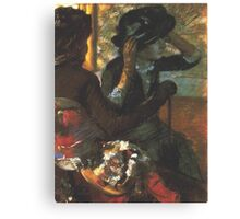 Edgar Degas French Impressionism Oil Painting Canvas Print