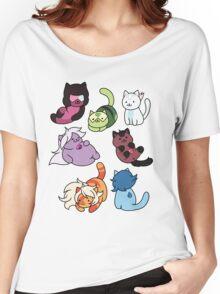 Gem Atsume Women's Relaxed Fit T-Shirt