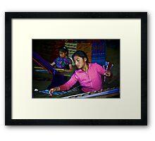 Ciapas Girl Framed Print