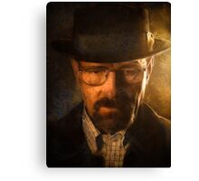 Heisenberg - Breaking Bad Canvas Print