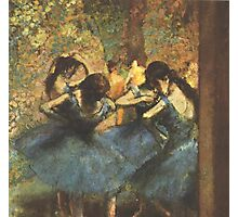 Edgar Degas French Impressionism Oil Painting Ballerina Photographic Print