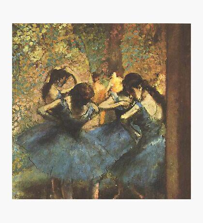 Edgar Degas French Impressionism Oil Painting Ballerina Photographic Print