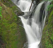 Dyfi Furnace Waterfall by Jaysgifts