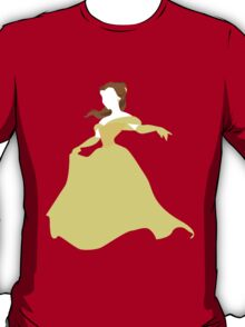Belle from Beauty and the Beast Disney T-Shirt
