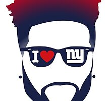 Odell Beckham Jr - New York Giants by Fink76