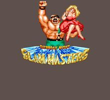 Saturday Night Slam Masters: Mike Haggar Unisex T-Shirt
