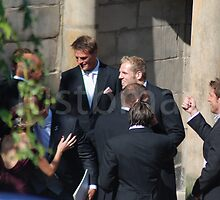 James Haskell at Mike & Zara's Wedding by justbmac