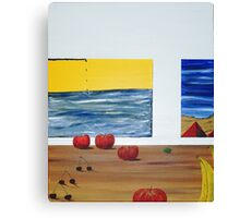 Still Life Gallery Canvas Print