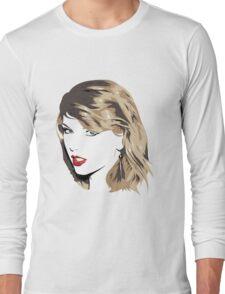 Taylor Swift 1989 Long Sleeve T-Shirt