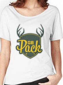 GB Pack Women's Relaxed Fit T-Shirt