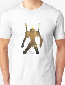 get in the robot Unisex T-Shirt