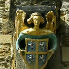 Gargoyle - Durham Cathedral by kathrynsgallery