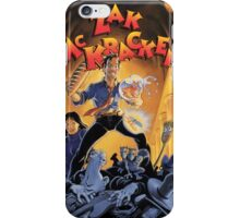 Zac McKracken iPhone Case/Skin