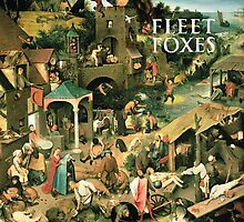 Fleet Foxes by TameImpalarulez