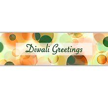 diwali greetings (bokeh) by maydaze