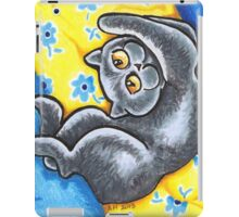 Sleeping In | British Shorthair iPad Case/Skin
