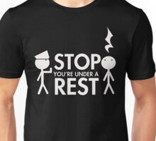 Under A Rest Unisex T-Shirt