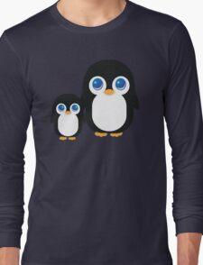 Penguin T Shirt Long Sleeve T-Shirt