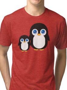 Penguin T Shirt Tri-blend T-Shirt