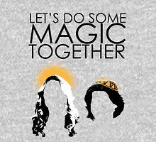 Lets Do Some Magic Unisex T-Shirt