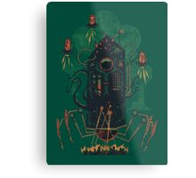 Not with a whimper but with a bang Metal Print