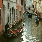 Venetian Waterway by Joanna Rice