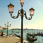 Venetian Lamps by Joanna Rice