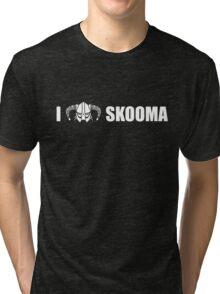 I Heart Skooma Tri-blend T-Shirt