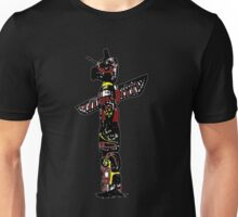 Totem Of The Four Winds Unisex T-Shirt