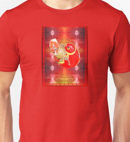 Lucky. Abundance. Unisex T-Shirt