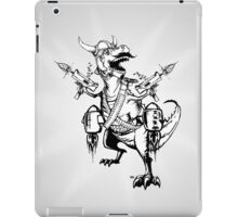 AWESOMEOSAURUS iPad Case/Skin